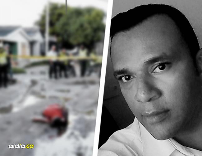 Alexánder Orozco Bonett, de 36 años, fue descubierto muerto en una calle del barrio La Victoria de Ciénaga, la madrugada de ayer, luego que saliera a la medianoche de su casa. | Al Día