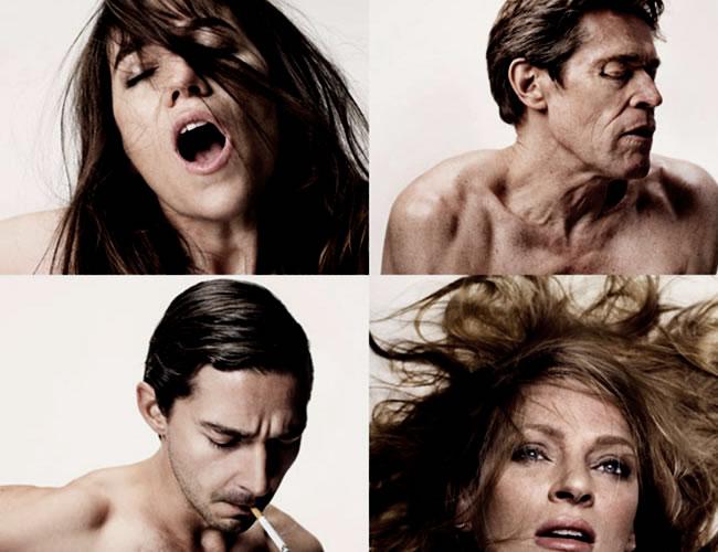 Nymphomaniac es una de la cintas con sexo real más famosas de los últimos años | Foto: Movie Fail