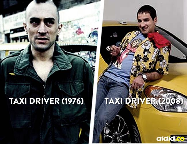 La película Taxi Driver fue una de las usadas entre esta tendencia | ALDÍA.CO