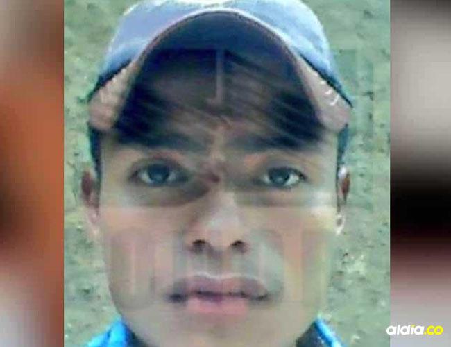 Juan Gabriel Zacarías Ramos, condenado.   Tomado de @juanVictorCas1