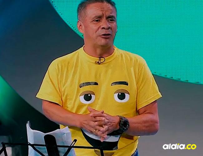 Durante 26 años, el famoso humorista Juan Ricardo Lozano, conocido por sus personajes de 'Alerta' y el 'Cuenta Huesos', alegró a los colombianos con sus chistes y noticias insólitas | Captura de Pantalla