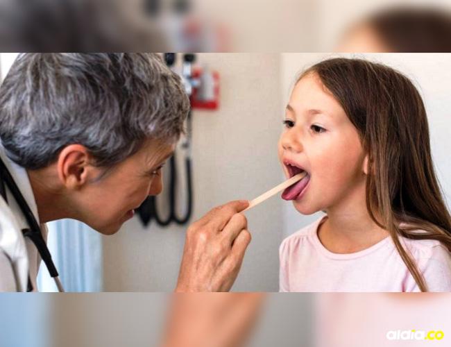 Ante la aparición de cualquiera de los síntomas debemos acudir a la consulta del médico.