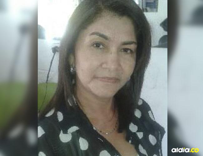 Carmen De Jesús Riccioli Castro, asesinada.
