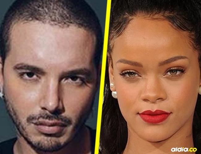 J Balvin es tildado de ´machista´ por polémico comentario acerca de Rihanna I Internet