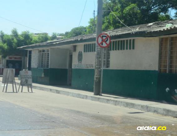 CAI de Rebolo | Archivo AL DÍA