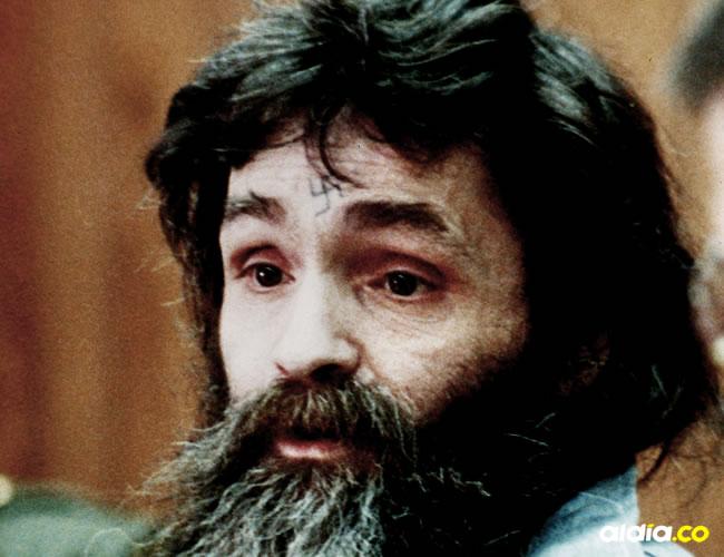 Charles Manson fue uno de los criminales mas aterradores de la historia | Archivo