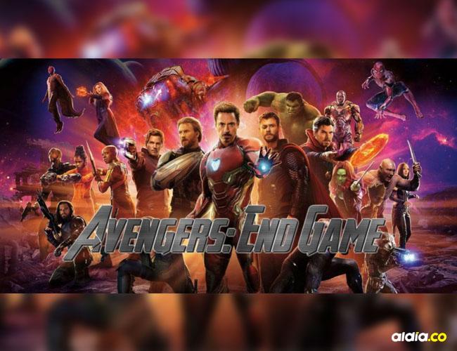 'Avengers' sigue siendo una de las sagas más aclamadas por el público, para este año se espera que la nueva versión supere las cifras de 2018.