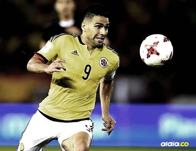 Falcao es uno de los goleadores de Europa y espera ir a su primer mundial   Heraldo