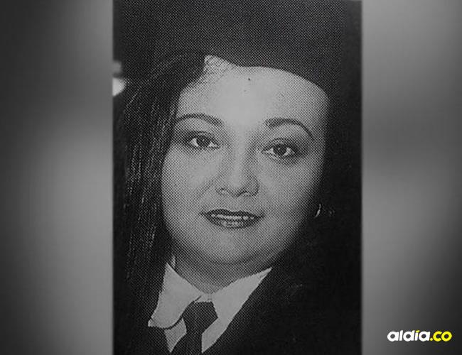 Viviana Margarita Arteta Molinares, en una fotografía suministrada por la Fiscalía. | Cortesía.
