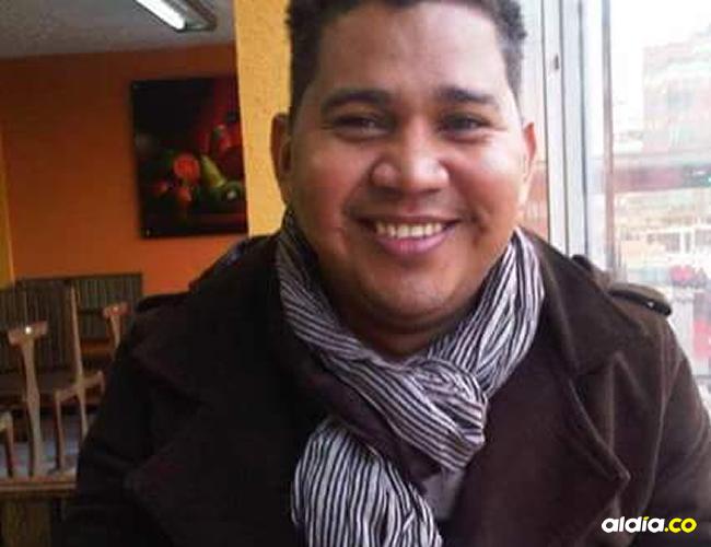 Reinaldo Krautz Visbal, de 37 años, se ganaba la vida como prestamista. | Al Día