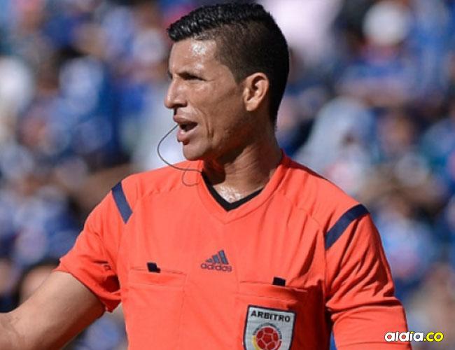 El árbitro barranquillero Leevan Suárez estuvo en el panel arbitral hasta julio del año pasado.