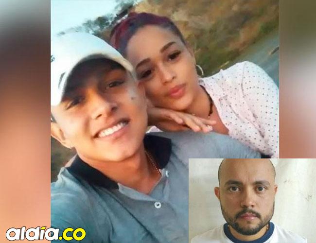 Kevin Maury González y Laura Guarín Gómez están desaparecidos desde el pasado 8 de marzo.  Juan Ricardo Carvajal, conocido como el 'Diablo'.