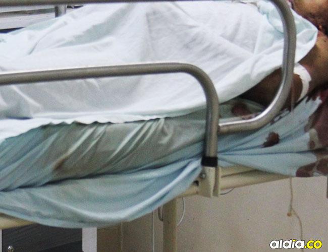 Rafael Hernando Quijano Martínez, de 65 años, murió en una clínica de Valledupar.