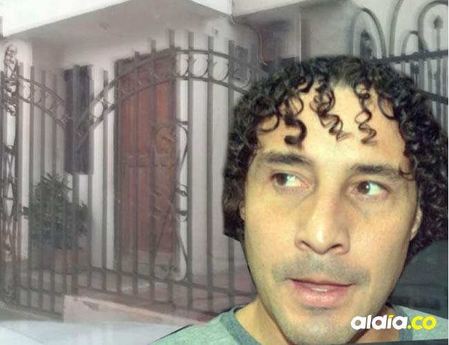 Wilmer Peralta y su familia pueden quedar en la calle, porque un Juez embargó su casa, que le perteneció a Jorge Bolaño.