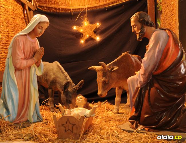 c3c0ad0c57d El pesebre es uno de los símbolos clave en la Navidad.