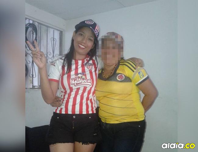 Julieth Gómez Vásquez, asesinada en el barrio Los Robles.   Tomada de Facebook