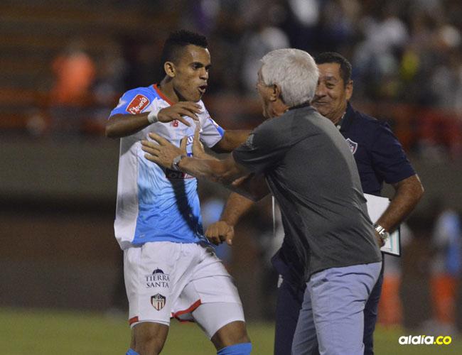 Junior, sin temores ante el 'Pijao'.