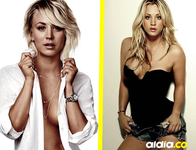 Kaley Cuoco es una de las actrices más populares de la TV gracias a su papel en The Big Bang Theory | ALDÍA.CO