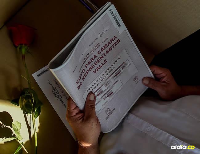 Las Farc ejercieron su derecho al voto después de 50 años en la guerra | AFP