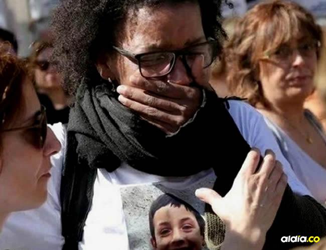 """El jefe de gobierno español Mariano Rajoy tuiteó este domingo: """"Comparto con todos los españoles el dolor por la pérdida de Gabriel""""."""
