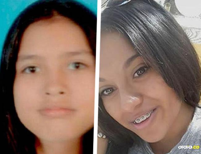 Los familiares de Valentina Velásquez y Lorena Osorio de 12 y 13 años  no saben de ellas desde el pasado miércoles  9 de agosto | Noticias Caracol
