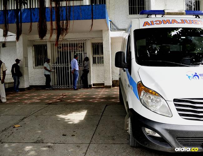 Tras ser remitido hasta la clínica Madre Bernarda en Cartagena, el pequeño de un año falleció luego de sufrir un paro cardiorrespiratorio que le quitó la vida. | Cortesía