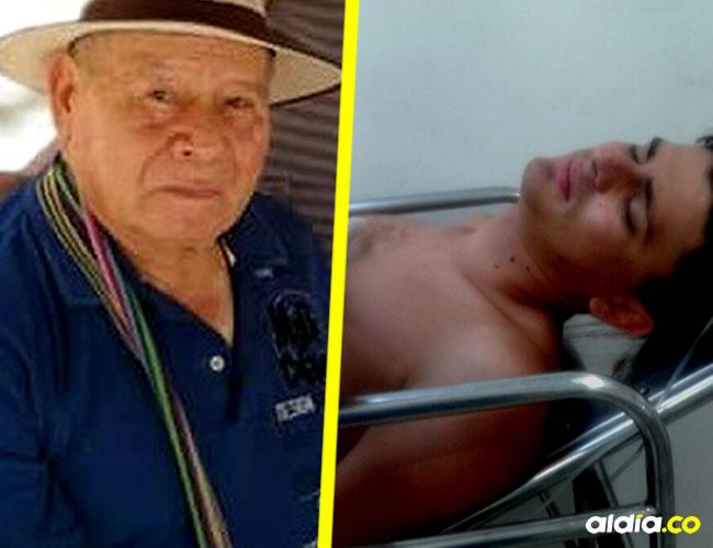 Salvador Montana Mendoza y su hijo Luis Antonio resultaron heridos a bala | Al Día