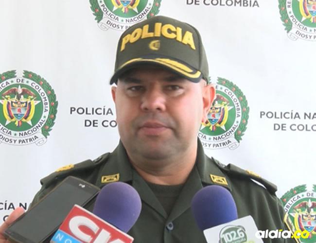 Coronel Gelver Peña Araque.   Al Día
