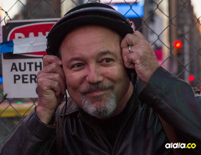 'Yo no me llamo Rubén Blades' es el documental que se estrena.