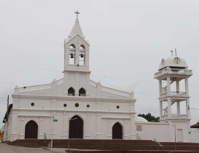 La plaza pública de Sincé es uno de los lugares más queridos y emblemáticos para los sinceanos.