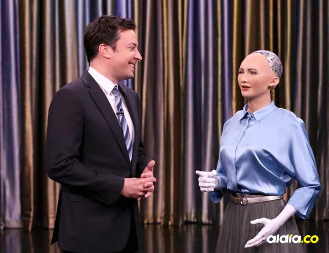 A Sophia le entregaron la ciudadanía de Arabia Saudita en el marco de 'Future Investment Initiative' | Hanson Robotics