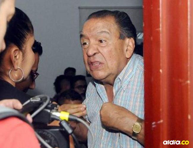 Gabriel Camargo, presidente de Tolima.   Colprensa