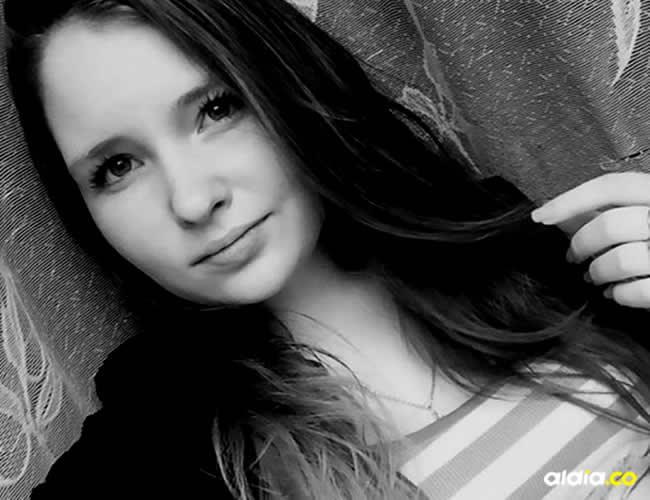Alena Styukhina, de 15 años, estaba visitando a sus familiares | The Sun