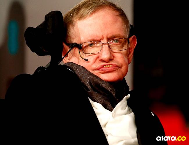"""""""Mis expectativas se redujeron a cero cuando tenía 21 años. El resto ha sido un regalo"""", Stephen Hawking"""