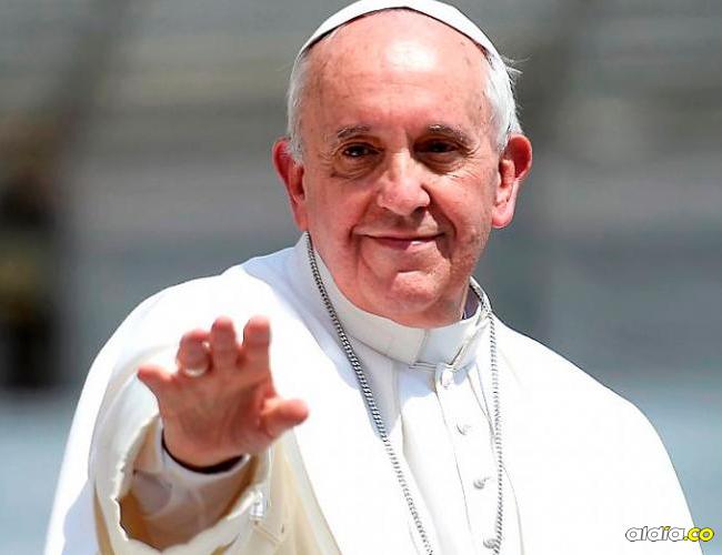 El papa Francisco dijo ayer que las donaciones a la iglesia deben ser voluntarias. | Al Día