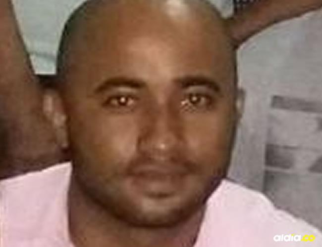 Libardo Lenin López Arévalo, de 32 años, víctima de los hechos. | Al Día