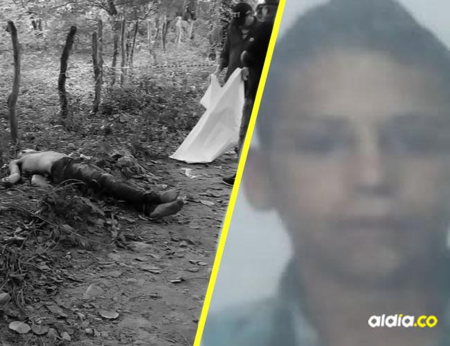 Le fue encontrada una cédula de Venezuela.