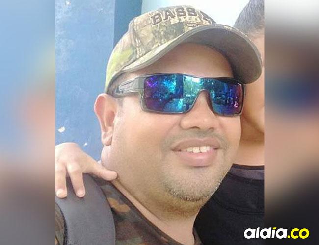 David Nieto Baena, médico veterinario.
