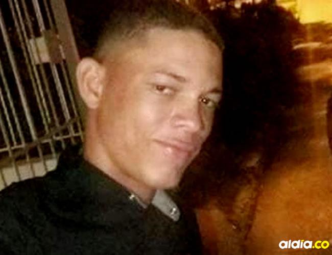 Andrés Felipe Redondo Palacio, asesinado el pasado 4 de mayo de tres tiros | AL DÍA