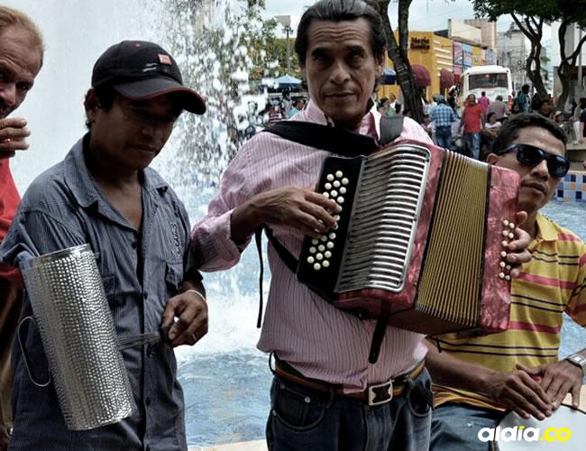 Sus integrantes llevan el vallenato en sus venas y nada impide que lo toquen | ALDÍA.CO