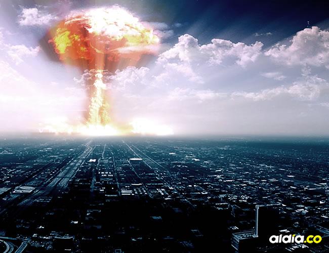 Las armas nucleares son herramientas de destrucción capaces de acabar con países enteros   Cortesía