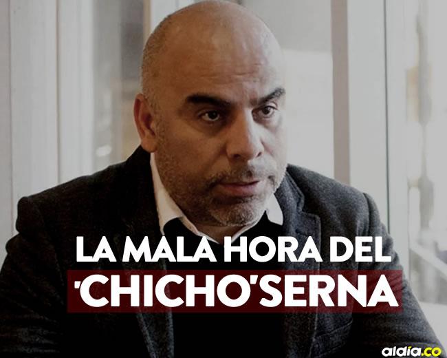 Mauricio 'Chicho' Serna, podría ser llamado esta semana a rendir indagatoria ante un juez argentino.