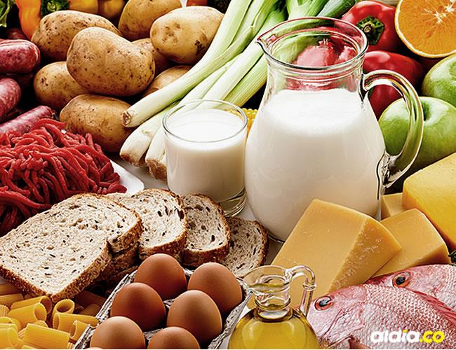 l pan, el huevo y el arroz no deben excluirse de la dieta porque crean que engordan o aumenten el colesterol | Cortesía