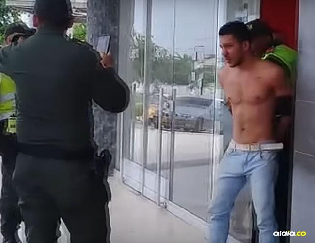 Cristian Camilo Agudelo García, de 20 años | Captura de pantalla