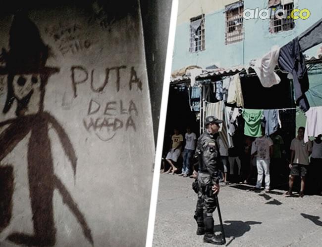 'El puta de la Wada' es un demonio invocado en las cárceles   ALDÍA.CO