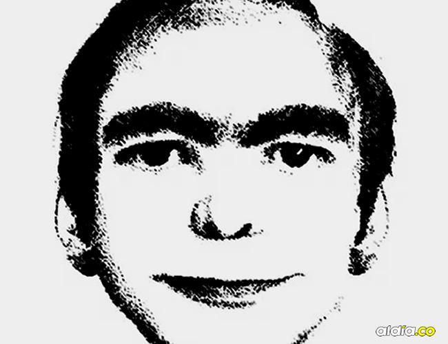 Un paciente de un reconocido psiquiatra dibuja el rostro de un hombre con el que frecuentemente soñaba   Cortesía