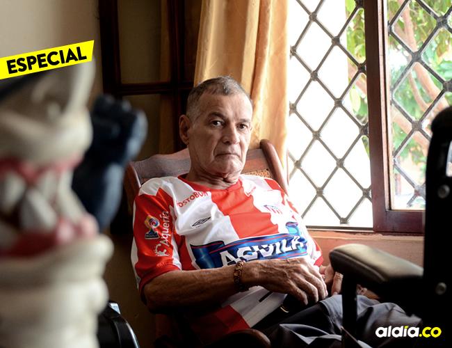 Toca el corazón de cualquiera ver a Óscar, el amigo de todos, a veces con la mirada perdida | Luis Felipe De la Hoz