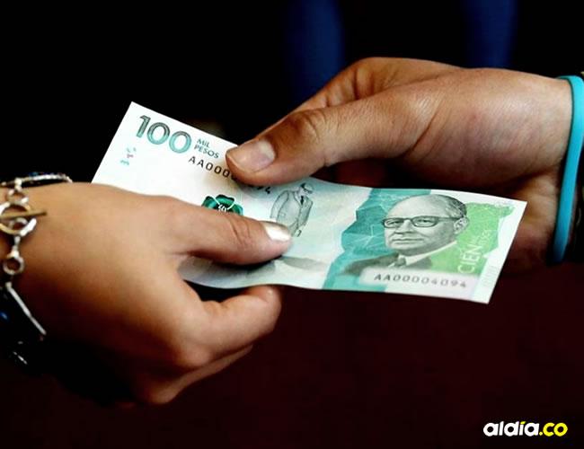 Se debe tener en cuenta que los empresarios plantean aumentar un 5,1% el salario | Ilustrativa