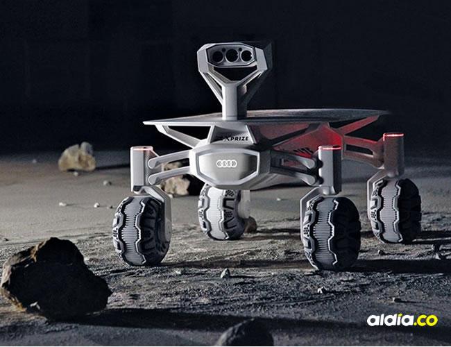 Lunar Quattro palena viajar a la Luna para aterrizar a finales de 2017 | Autopista.es