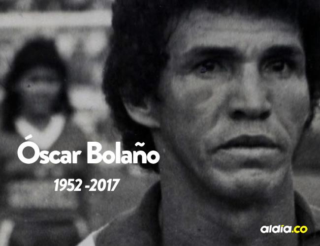 Oscar Bolaño en sus días como jugador del Junior | Archivo